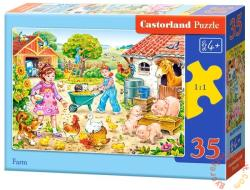 Castorland Farm 35 db-os (B-035076)