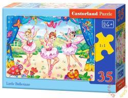 Castorland Kis balerinák 35 db-os (B-035182)