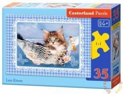 Castorland Lusta cica 35 db-os (B-035199)