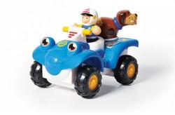 WOW Toys Buggy Politie Bobbie (W10345)