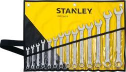 STANLEY Csillag-villáskulcs készlet 14db 8-24mm (STMT73647-8)