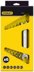 STANLEY Villáskulcs készlet 6db (4-87-051)