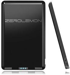 ZeroLemon Power Bank 6200mAh