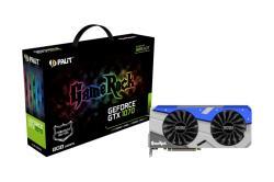 Palit GeForce GTX 1070 GameRock Premium Edition 8GB GDDR5 256bit PCIe (NE51070H15P2-1041G)