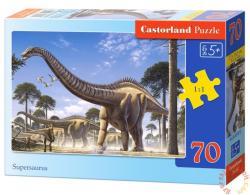 Castorland Szuperszaurusz 70 db-os (B-007073)