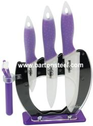 Barton Steel Set cutite ceramica 5 piese (9066)