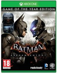 Warner Bros. Interactive Batman Arkham Knight [Game of the Year Edition] (Xbox One)