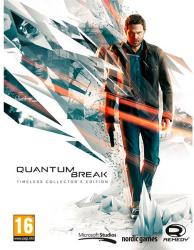 Microsoft Quantum Break [Timeless Collector's Edition] (PC)