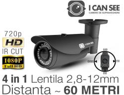 ICANSEE ICSLV-UHD2400S