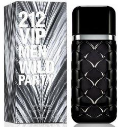 Carolina Herrera 212 VIP Men Wild Party EDT 100ml Tester