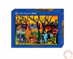 Heye Tinga Tinga: Lakosok 2000 db-os (29513)