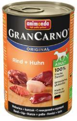 Animonda GranCarno Adult - Beef & Chicken 400g