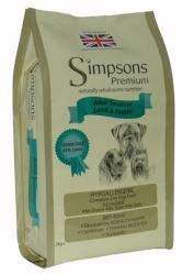 Simpsons Premium Sensitive Adult - Lamb & Potato 12kg