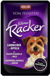 Animonda Vom Feinsten Kleiner Racker - Lamb Liver & Apple 85g