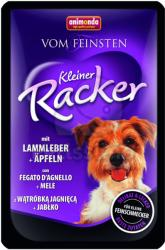 Animonda Vom Feinsten Kleiner Racker - Lamv Liver & Apple 12x85g