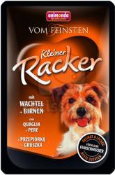 Animonda Vom Feinsten Kleiner Racker - Quail & Pear 18x85g