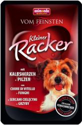 Animonda Vom Feinsten Kleiner Racker - Veal Heart & Mushroom 12x85g