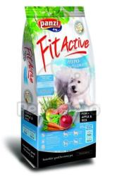 Panzi FitActive Hypoallergenic Fish, Apple & Rice 2x15kg