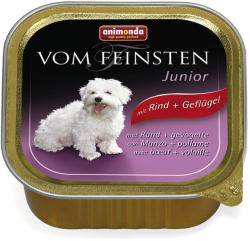 Animonda Vom Feinsten Junior - Beef & Poultry 22x150g