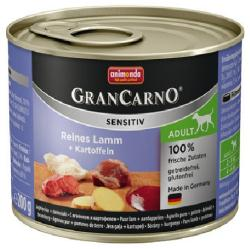 Animonda GranCarno Sensitiv - Lamb & Potato 24x200g