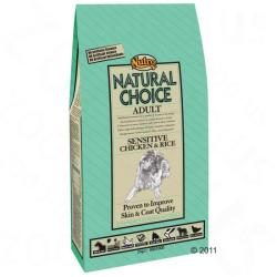 Nutro Natural Choice Adult Sensiteive - Chicken & Rice 12kg