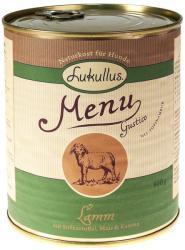 Lukullus Menu Gustico - Lamb, Corn & Carrot 6x800g