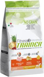 TRAINER Fitness 3 Adult Medium & Maxi - Rabbit & Potato 2x12,5kg