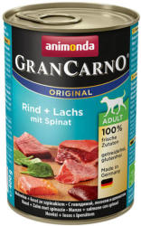 Animonda GranCarno Adult - Beef, Salmon & Spinach 800g