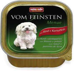 Animonda Vom Feinsten Menue - Beef & Potato 24x150g
