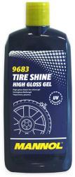 MANNOL Tire Shine High Gloss Gel - gumiápoló paszta 500ml (9683)