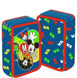 Pigna Mickey Mouse Neechipat 3 Fermoare MKPE1603