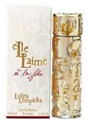 Lolita Lempicka Elle L'Aime A La Folie Extreme EDP 80ml Tester