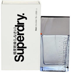 Superdry Steel for Men EDC 75ml Tester