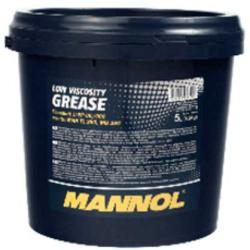 MANNOL Low Viscosity Grease Li-EP-00/000 zsír 5kg (9986)