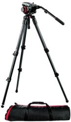 Manfrotto 535K with 504HD Head