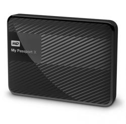 Western Digital My Passport X 3TB 32MB 5400rpm USB 3.0 WDBCRM0030BBK