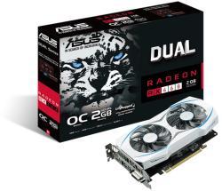 ASUS Radeon RX 460 2GB GDDR5 128bit PCI-E (DUAL-RX460-O2G)