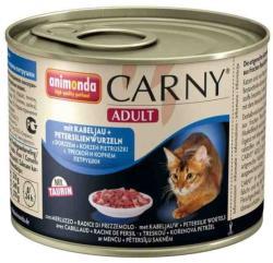 Animonda Carny Adult Beef, Cod & Parsley 12x200g