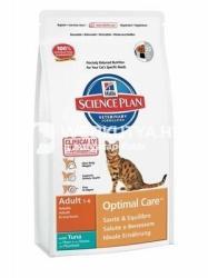 Hill's SP Feline Adult Optimal Care Tuna 400g