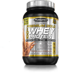 Muscletech Premium Gold 100% Whey Protein - 1134g