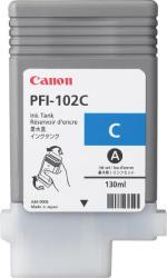 Canon PFI-102C Cyan 0896B001