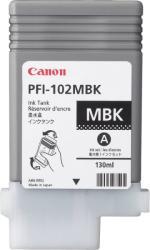 Canon PFI-102MBK Matt Black 0894B001
