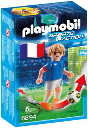 Playmobil Francia labdarúgó 6849 Playmobil (PLAYMOBIL6894)