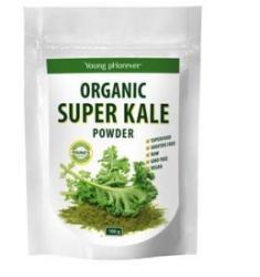 Young pHorever Organic Super Kale por - 100g