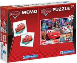 Clementoni Verdák 60 db-os puzzle és memória