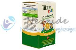 Herbária Herba Kids C-vitamin rágótabletta gyermekeknek - 60 db