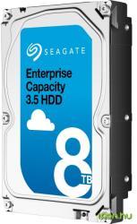 "Seagate Enterprise Capacity 3.5"" 8TB 256MB 7200rpm SAS ST8000NM0065"