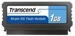 Transcend IDE Flash Module 1GB TS1GDOM40V-S