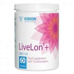 Vision LiveLon kapszula - 60 db