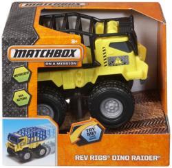 Mattel Matchbox Rev Rigs Dino Raider (BJV63)